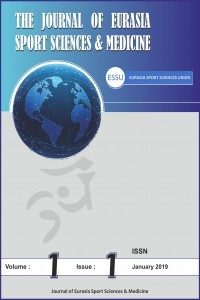 The Journal of Eurasia Sport Sciences and Medicine