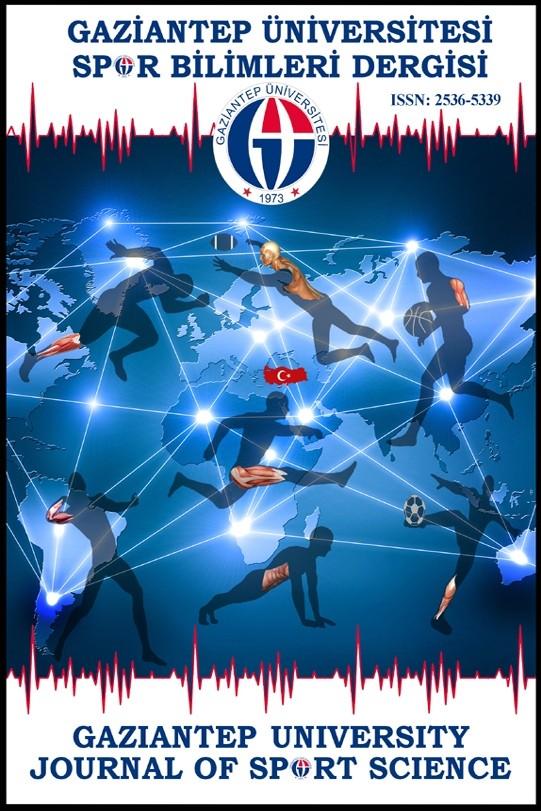 Gaziantep Üniversitesi Spor Bilimleri Dergisi