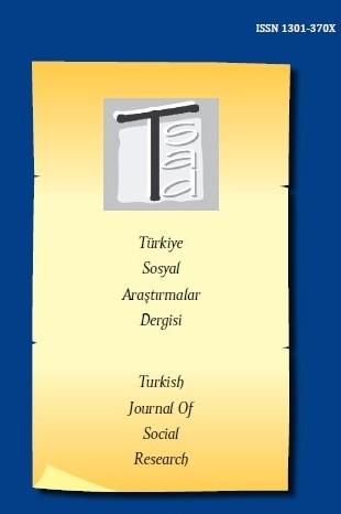 Türkiye Sosyal Araştırmalar Dergisi