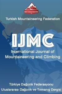 Uluslararası Dağcılık ve Tırmanış Dergisi