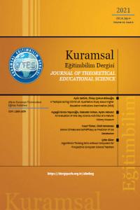 Kuramsal Eğitimbilim Dergisi