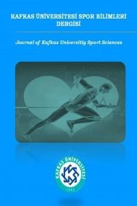 Kafkas Üniversitesi Spor Bilimleri Dergisi